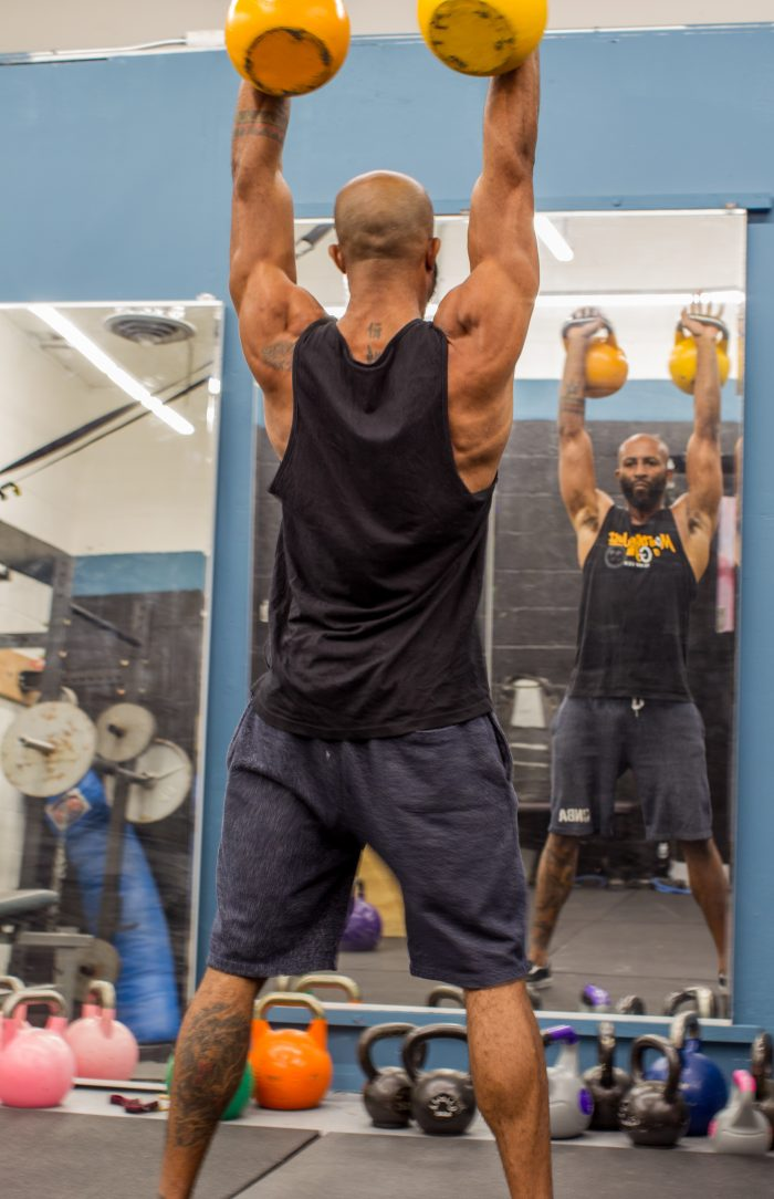 Brutal Workout with KETTLEBELLS   Perfecting technique