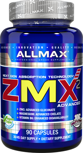 ZMA Supplement ZMX2, Nutrition's Odd Ball Stack